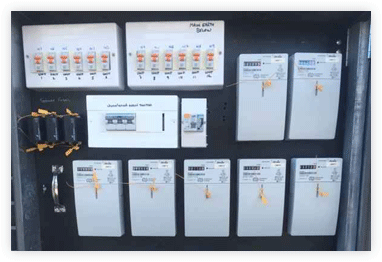 M1&Co - electrical switch boards